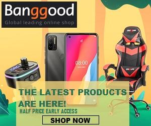 在Banggood.com上获取最优惠的价格